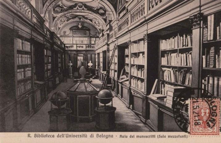 Bologna University Public library