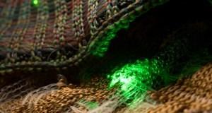 Fabrics Embedded With Optoelectronic