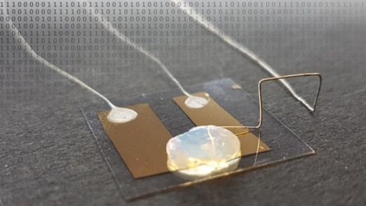 Smallest, Single Atom Transistor