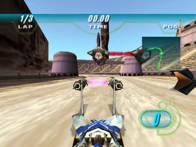 Episode 1: Racer