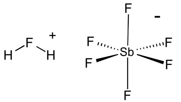 Fluoroantimonic acid