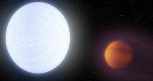 Atmosphere Of Ultrahot Exoplanets KEL-9b