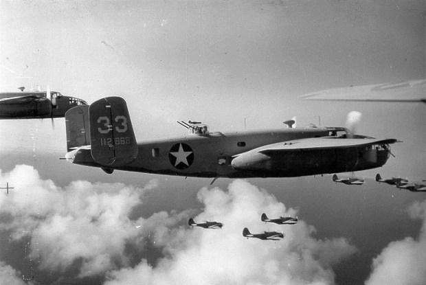 World War II bombs