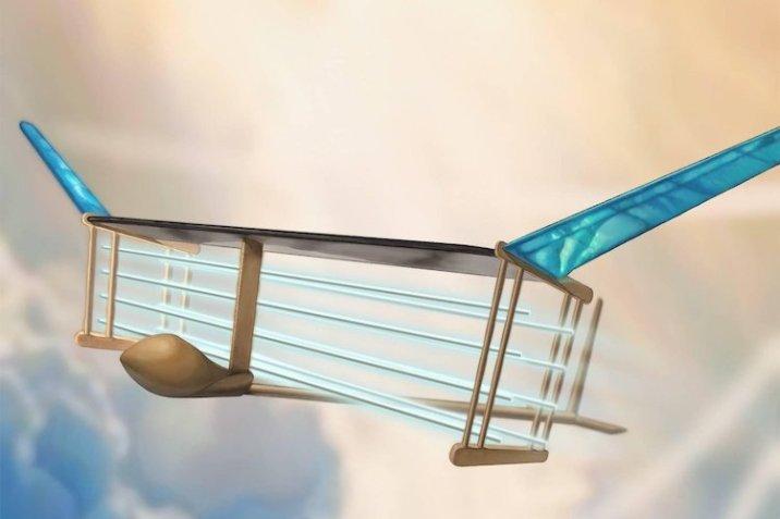 aircraft with no moving parts