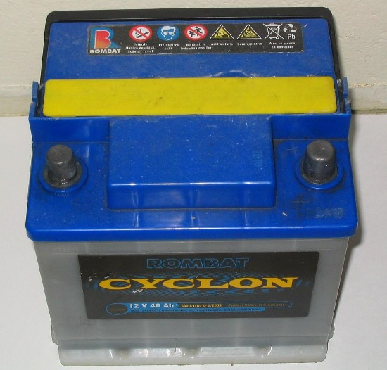 lead acid based battery