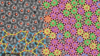 New Type Of Quasicrystal made of single component