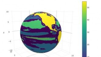 Artificial Intelligence Reveals Connections Between Ocean
