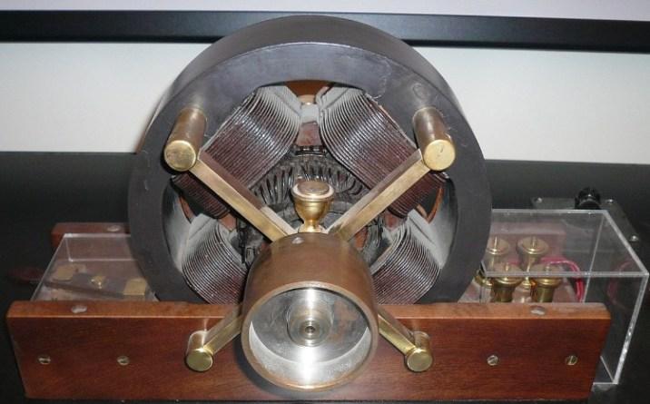 Tesla Induction motor