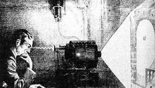 Tesla Thought camera