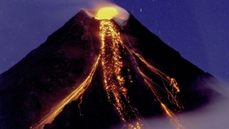 Mayon volcano - Different types of volcanoes