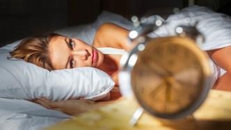 Irregular Bedtime Schedule