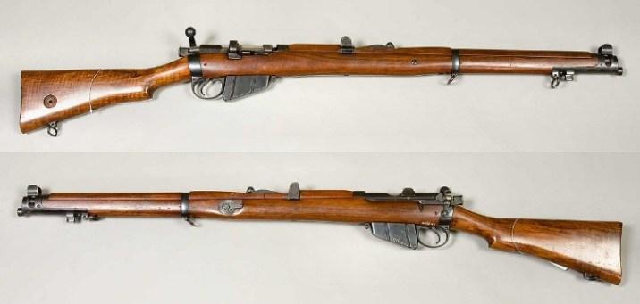 Lee-Enfield Mk 3