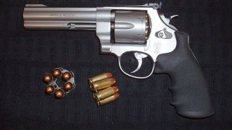 Types of Guns - Smith & Wesson 625