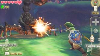 The Legend of Zelda Sword - Best Wii Games