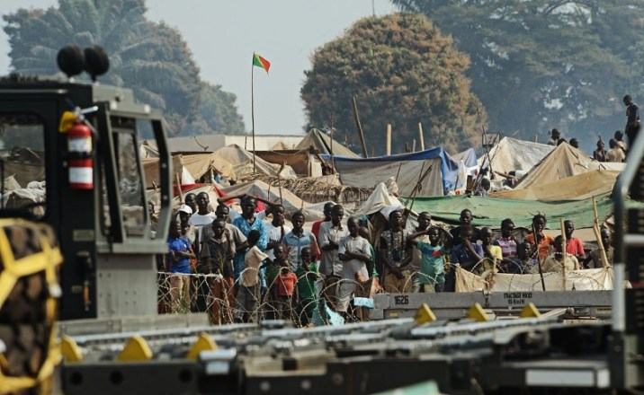 Central African Republic: Poorest Countries In The World in 2020
