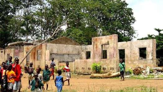 Sierra Leone Civil War - poorest countries in the world