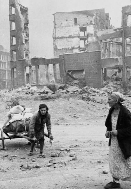 Stalingrad bombings