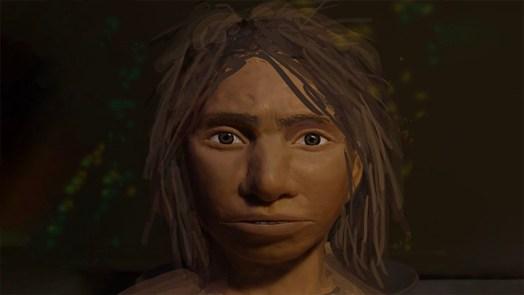 Denisovan sketch - Extinct Species Of Human