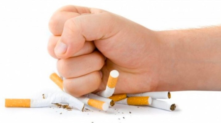 Fewer Cigarettes Being Smoked in England