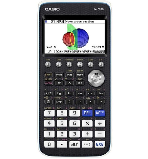 Graphing - types of calculators