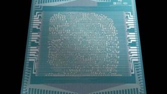 Microprocessor Made Of Carbon Nanotube