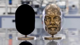 Vantablack - one of the darkest materials