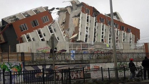 Chile - largest earthquakes in the 21st century