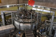China's artificial sun