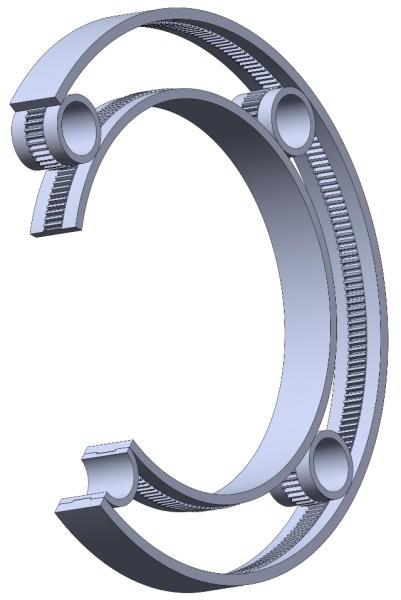 Gear bearing