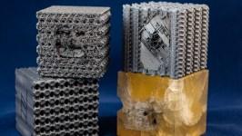 3D Print Bulletproof Plastic Material