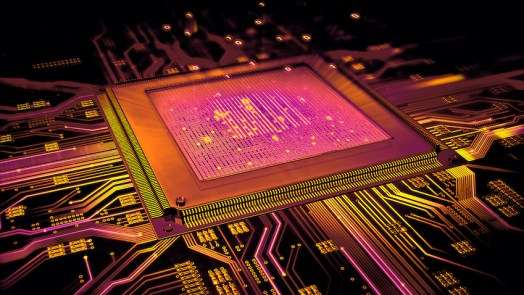 AI predicts Chip execute code