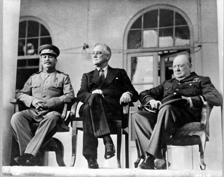 Tehran conference-1943