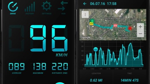 Best Speedometer apps PRO