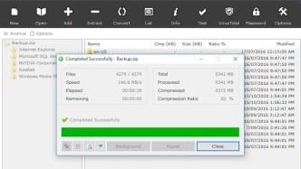 Zipware - free rar extractor