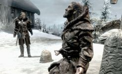 Frea - best skyrim followers