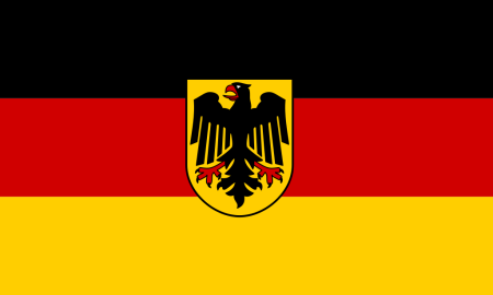 Federal flag of Germany