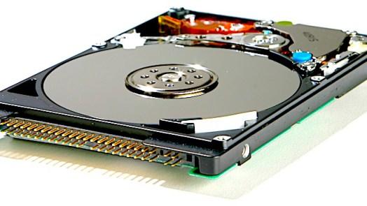 Types of hard drives - PATA