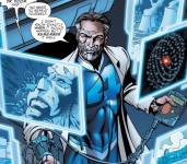 Smartest Marvel characters - Reed Richards