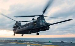 MH-47E Chinook - most powerful military helicopters