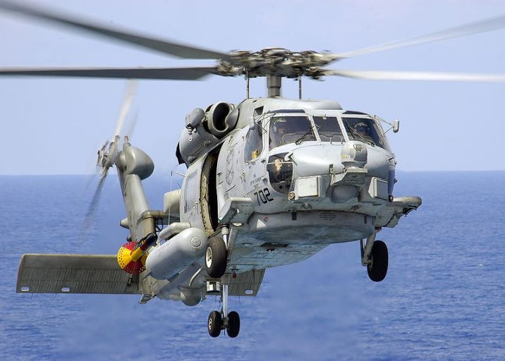 Sikorsky S-60B Seahawk