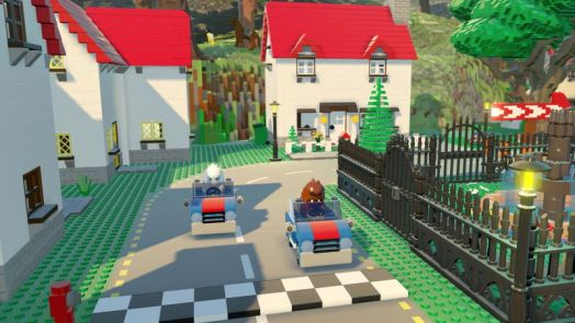 Games like Roblox- Lego Worlds