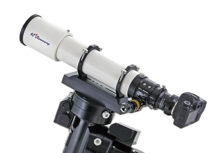 Astro-physics 92 Stowaway