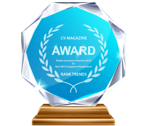 rank trends cv magazine award 2019