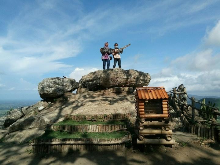 Landmark situs Watu Payung