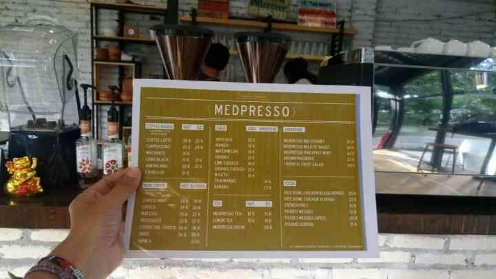 daftar harga medpresso