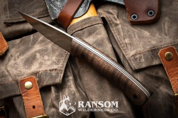 Osprey Knife and Tool Mamushi spine photo