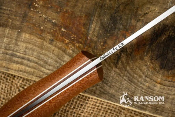 Cohutta Knife Kenai Hunter exclusively at Ransom Wilderness Co