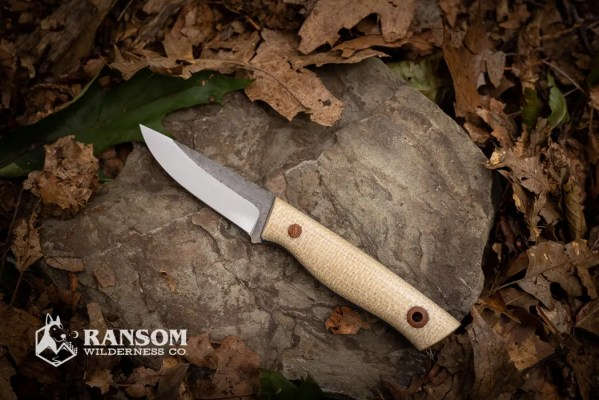 Cohutta Knife Patch at Ransom Wilderness Co