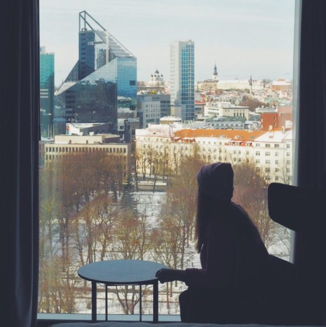 Tallinna vinkit, hilton tallinn park