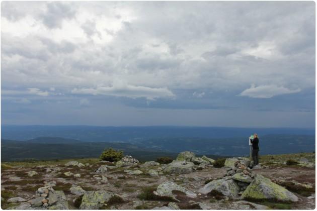 Top tour, Øyer hiking challenge